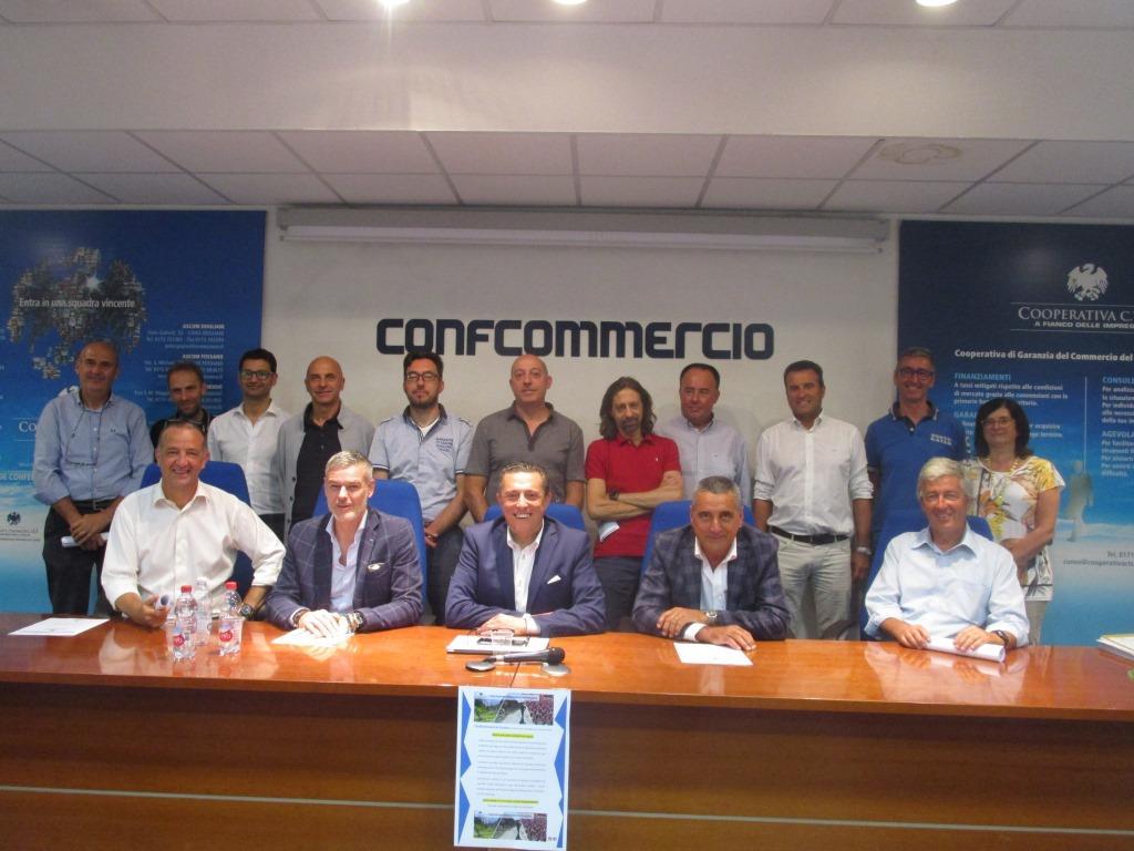 Nuovo direttivo di Federmobili-Confcommercio della provincia di Cuneo