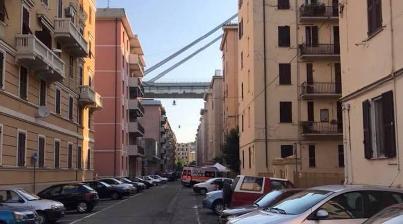 Bella iniziativa di Federmobili Genova dopo il crollo del ponte morandi
